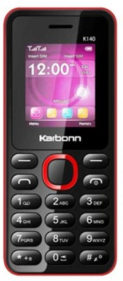 Karbonn K140(Red, Black)