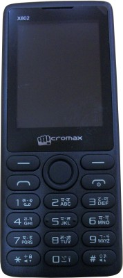 Micromax X802(Black)