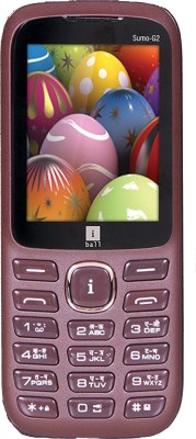 Iball 2.4 Sumo-G2(Chocolate Brown)