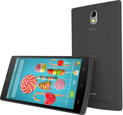 Lava Iris Alfa L (Black, 8 GB)