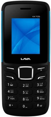 Lava KKT05 (Black, Red)