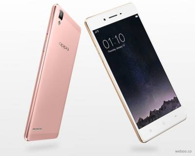 OPPO F1 A35 (16GB, Golden)