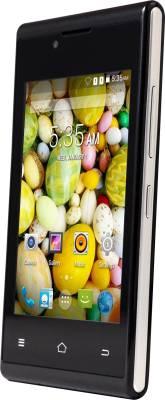 Nuvo Alpha NS35 4GB (Black, 4 GB)