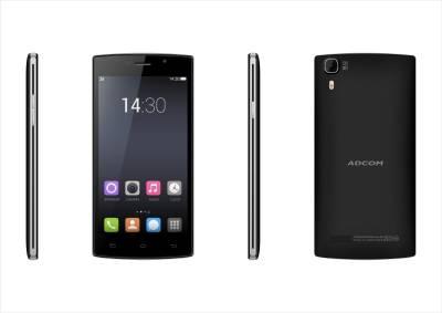 Adcom Thunder A54 Quad Core (Black, 4 GB)