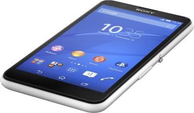 Sony Xperia E4 Dual Sim (White, 8 GB)