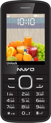 nuvo Flash Black Echo Without Accessories(Black) 1