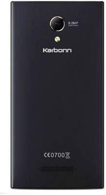 Karbonn Titanium Dazzle 3 (Black, 8 GB)