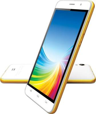 Intex Cloud 4G Smart (White, 8 GB)