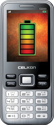 Celkon C2233(Black & Blue)