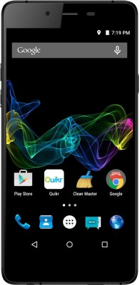 Micromax Canvas Sliver 5 (Black, 16 GB)(2 GB RAM)
