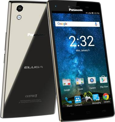 Panasonic Eluga Turbo (Champagne Gold)