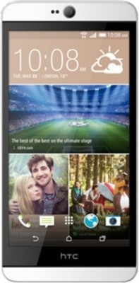 HTC Desire 826 DS (GSM + CDMA) (White Birch, 16 GB)(2 GB RAM) at flipkart