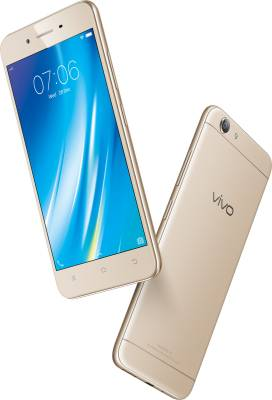 VIVO Y53 (Crown Gold, 16 GB)