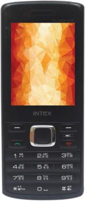 Intex Flash K5(Black & Silver)