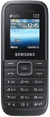 Samsung Guru Plus B110 (Black Mobile) Mobile