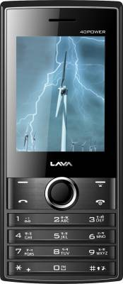 Lava KKT 40 Power (Grey & Black)