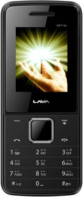 Lava KKT 14S (Black & Red)