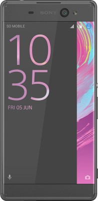 Sony Xperia XA Ultra Dual (Graphite Black, 16 GB)(3 GB RAM)