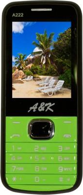 AK A 222(Black & Green)