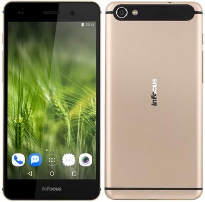 InFocus M808 (Dazzling Gold, 16 GB)(2 GB RAM) 1