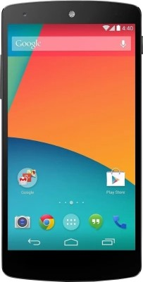 Nexus 5 (White, 16 GB)(2 GB RAM)