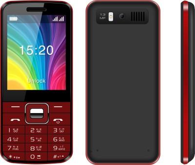 Videocon V3AB1(Black & Red) 1