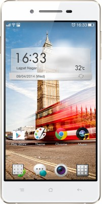 OPPO R1 R829 (White, 16 GB)(1 GB RAM) at flipkart