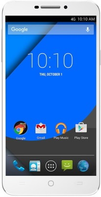 Yu Yureka Plus (White, 16 GB)(2 GB RAM) at flipkart