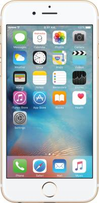 Apple iPhone 6S (Rose Gold, 16 GB)