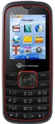 Micromax X1i Reloaded(Black & Red) 1