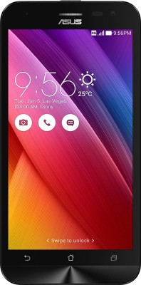 Asus Zenfone 2 Laser (Asus ZE500KL) 8GB Black Mobile