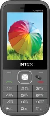 Intex Turbo S3 (Black, Grey)