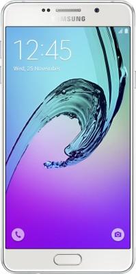 Samsung Galaxy A7 2016 Edition (White, 16 GB)(3 GB RAM)