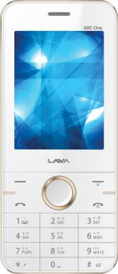 Lava ARC One (White)