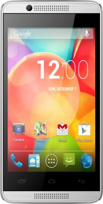 Intex Aqua 3G Pro (Silver, 4 GB)(512 MB RAM) 1