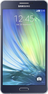 Samsung Galaxy A7 (Midnight Black, 16 GB)(2 GB RAM) at flipkart