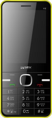 Intex Turbo V2(Yellow)