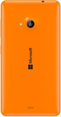 Microsoft Lumia 535 DS (Bright Orange, 8 GB)