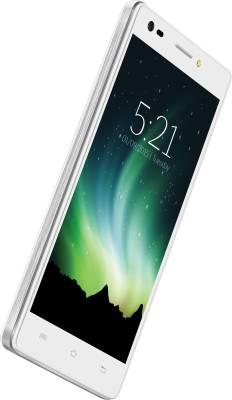 Lava Pixel V2 (White)