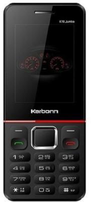 Karbonn K18 Jumbo(Black/Red) 1