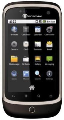 Micromax A70 (Cocoa Brown, 160 MB) 1