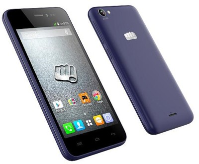 Micromax Canvas Pep  White, 8  GB