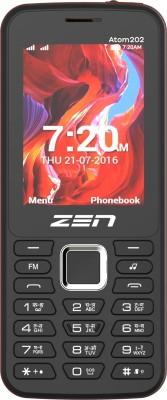 Zen Atom 202(Black & Brown) 1