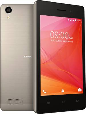 Lava A52 (Gold, 4 GB)
