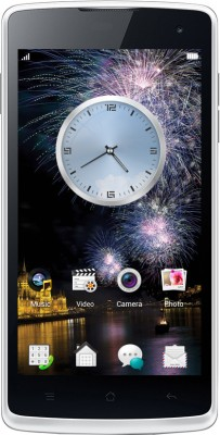 OPPO R2001 (White, 4 GB)(1 GB RAM)