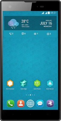 Xolo 8X-1000 (Black, 16 GB)(2 GB RAM) at flipkart