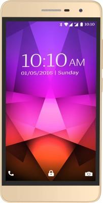 Lava X46 8GB Gold Mobile