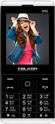 Celkon Dual Sim - Black & White