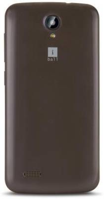 Iball Andi 5L Rider (Brown, 8 GB)