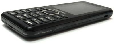 Samsung Metro B350E Dual Sim - Black (Black)